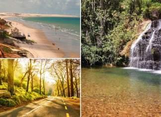 lugares baratos para viajar nas férias de verão