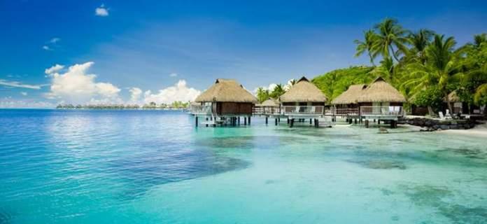 Bora Bora é uma das praias mais lindas da Polinésia Francesa