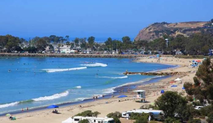 Doheny Beach é uma das melhores praias da Califórnia
