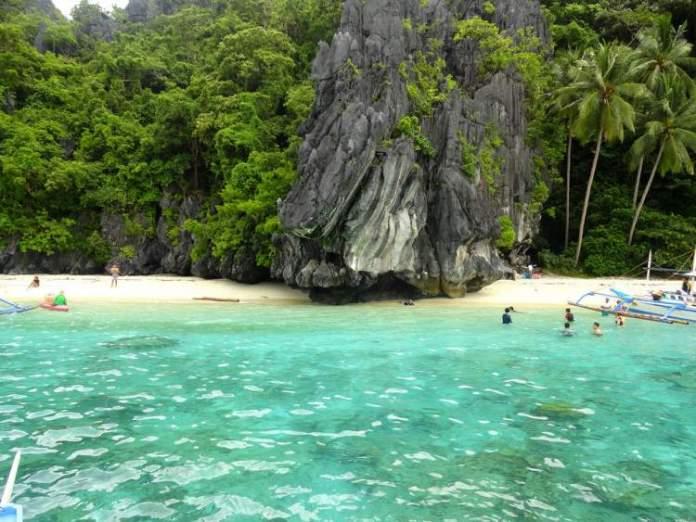 El Nido Ilha de Palawan nas Filipinas é um dos lugares mais lindos do mundo