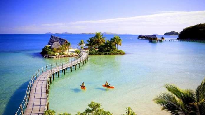 Fiji é uma das ilhas mais lindas do mundo