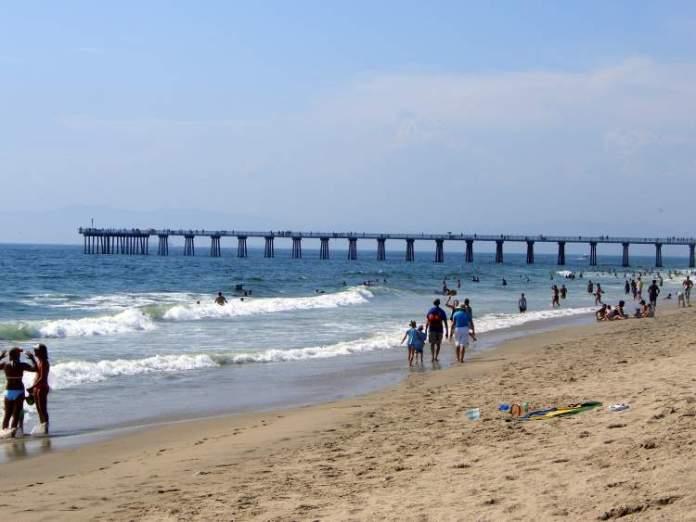 Hermosa é uma das melhores praias da Califórnia