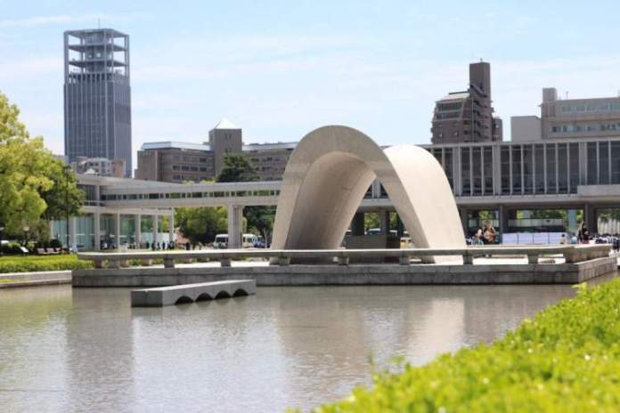Hiroshima é um dos melhores lugares para visitar no Japão