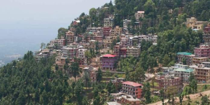 McLeod Ganj na Índia