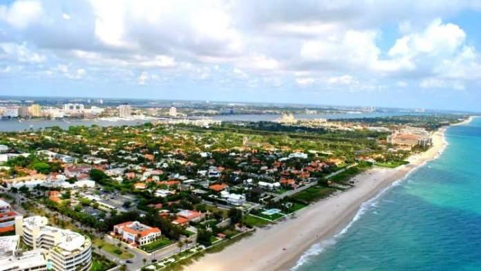 Palm Beach é uma das melhores praias da Flórida