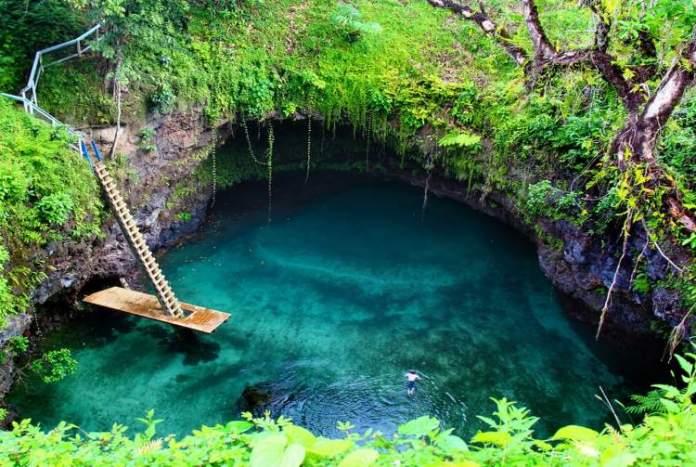 Samoa é uma das ilhas mais lindas do mundo