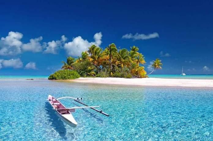 Taiti é uma das praias mais lindas da Polinésia Francesa