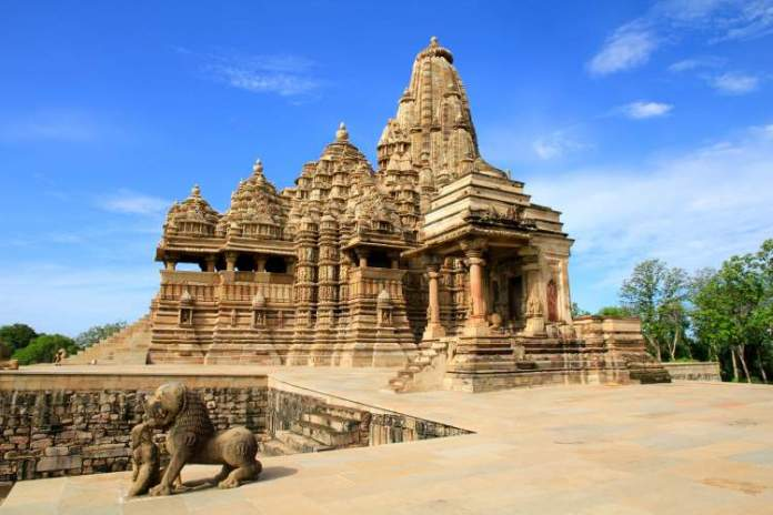Templos do Kama Sutra na Índia