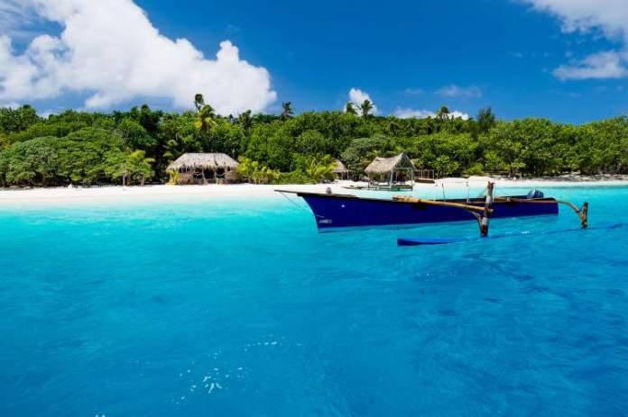 Tonga é uma das ilhas mais lindas do mundo