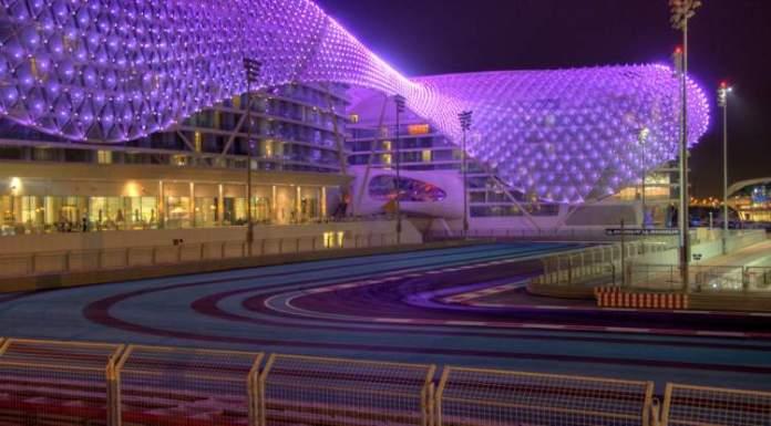 Yas Marina em Abu Dhabi