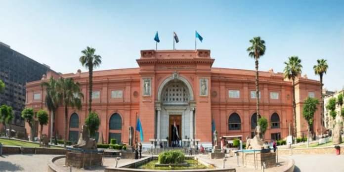 Museu Egípcio no Egito