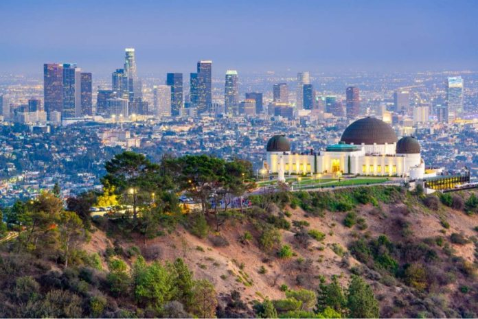 Griffith Observatory Los Angeles