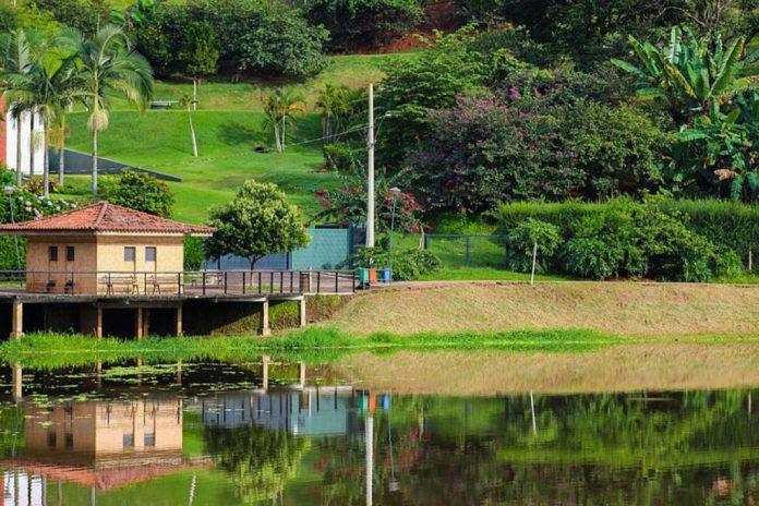 Parque de Araxá Minas Gerais