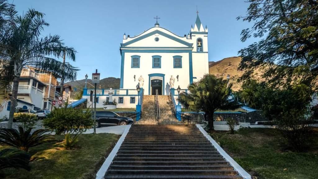 Visitar a Igreja Nossa Senhora d'Ajuda em Ilhabela - São Paulo