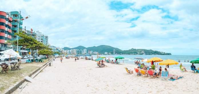Meia Praia em Itapema - Santa Catarina