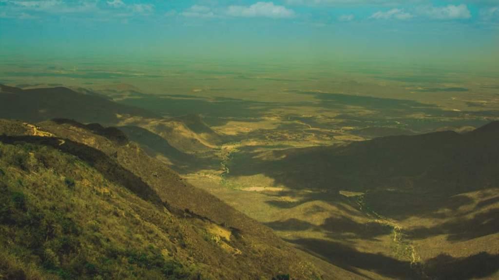 Mirante Pico Alto em Guaramiranga - Ceará