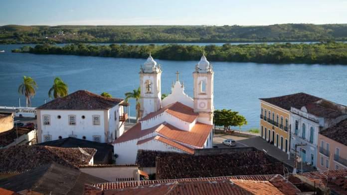 Pontos Turísticos em Penedo - Alagoas