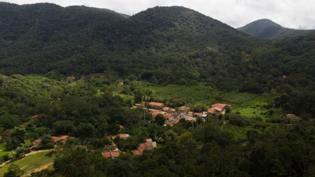 Vista do Vale de Guaramiranga - Ceará