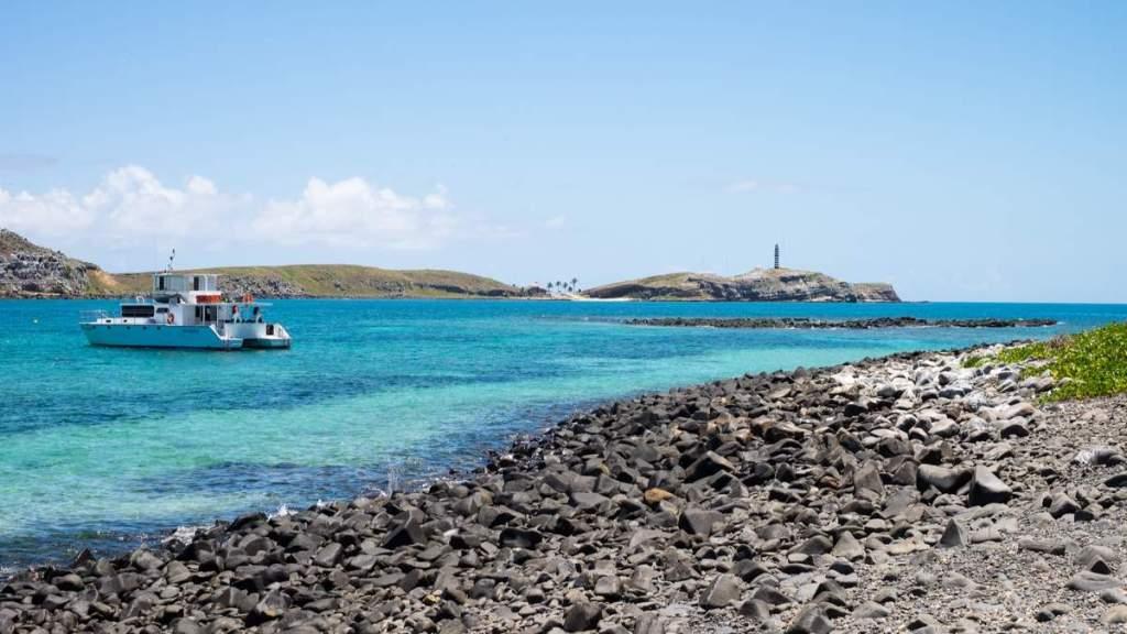 Arquipélago de Abrolhos, Sul da Bahia