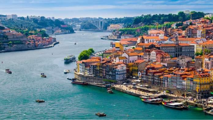 Cidade Velha de Porto - Portugal