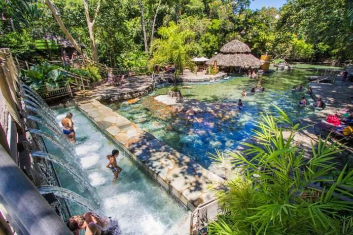 Hot Park é um dos pontos turísticos em Caldas Novas mais visitados