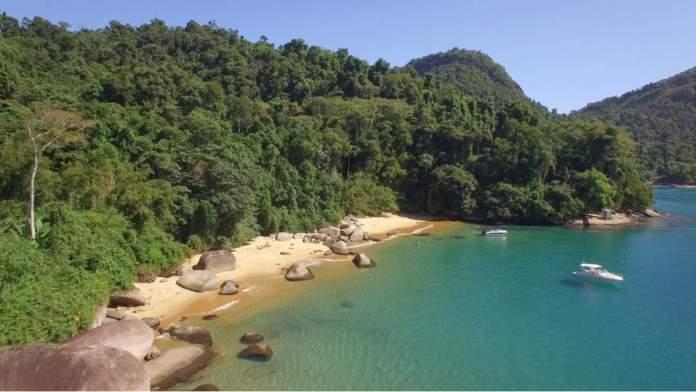 Praia Angra dos Reis - RJ