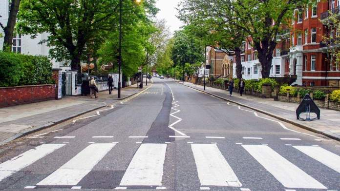 Abbey Road, Londres, Inglaterra