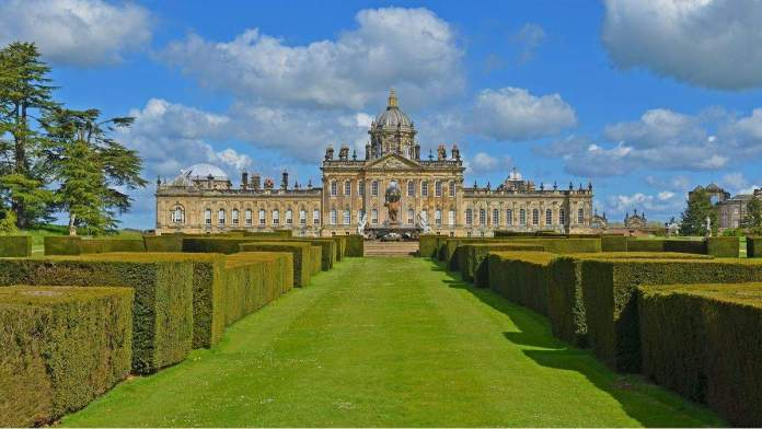Castle Howard em York, Inglaterra.