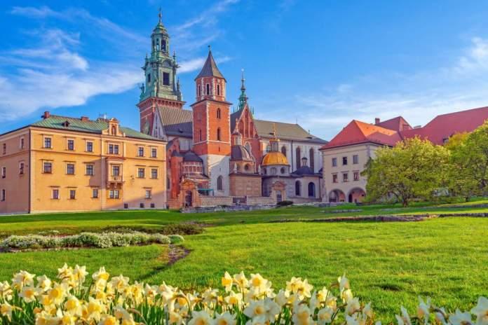 Cidade de Cracóvia, Polônia