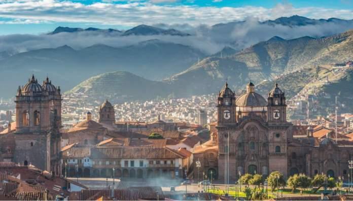 Cusco no Peru é um dos destinos baratos para viajar em junho de 2020