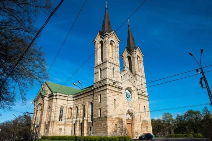 Igreja Charles (Kaarli kirik), Igreja Luterana em Tallinn, Estônia
