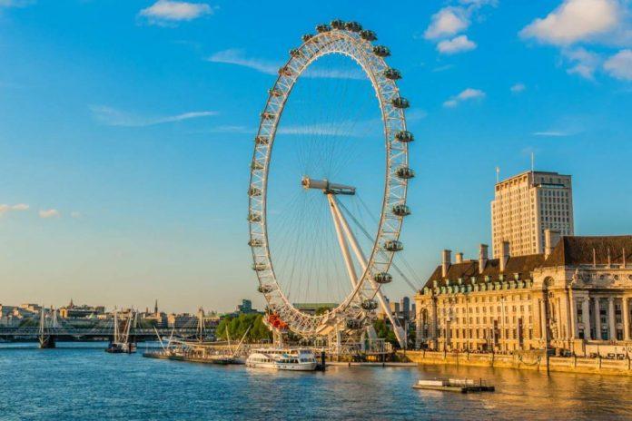 London Eye - Inglaterra