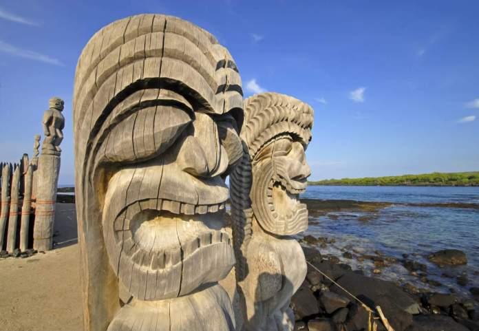 Parque Histórico Nacional Pu'uhonua O Hōnaunau