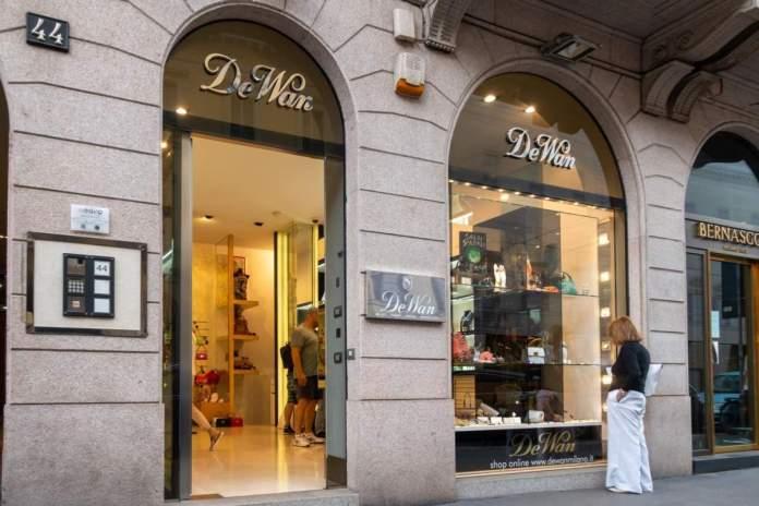 Rua Via Manzon, Milão, Itália