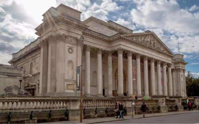 Fitzwiliam Museum, Cambridge, Inglaterra.