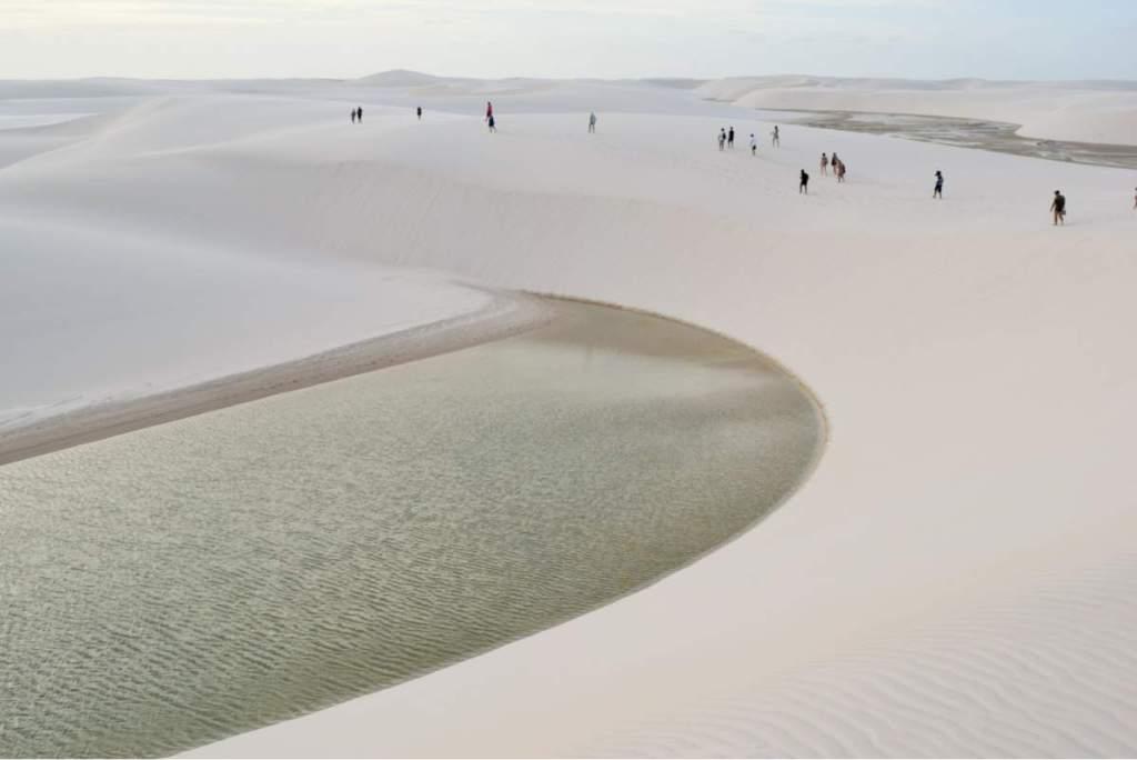 Circuito da Lagoa Bonita nos Lençóis Maranhenses