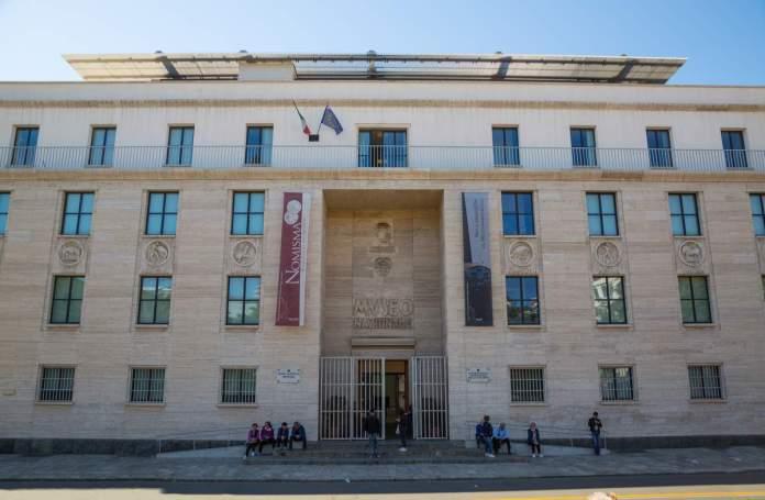 Museu Arqueológico Nacional de Reggio Calábria.