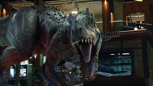 Sorpresa Con Las Imgenes De Los Dos Primeros Dinosaurios