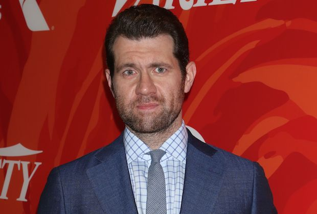 Mandatory Credit: Photo by Gregory Pace/BEI/Shutterstock (5634097v) Billy Eichner Variety's Power of Women NY, Arrivals, New York, America - 08 Apr 2016