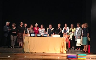 Winners Embroidery and Lace Contest Bolsena 2019
