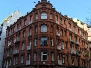 Edificio La colorada