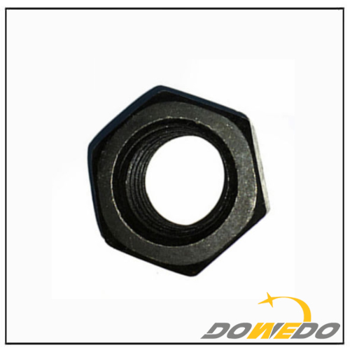Gr. 2h Heavy Hex Nut with Black Oxid