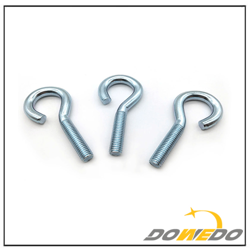 Carbon Steel Hook Eye Bolt