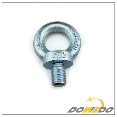 Galvanized Lifting Eye Bolts