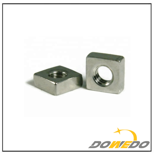 Carbon Steel Square Nut