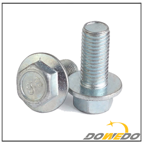 Cheap Price Hexagon Flange Bolts