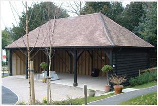 Bolton Buildings UK Supplier DIY Garage Carport System
