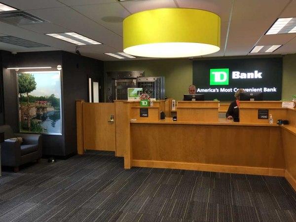 TD Bank - Bolton Landing Chamber of Commerce