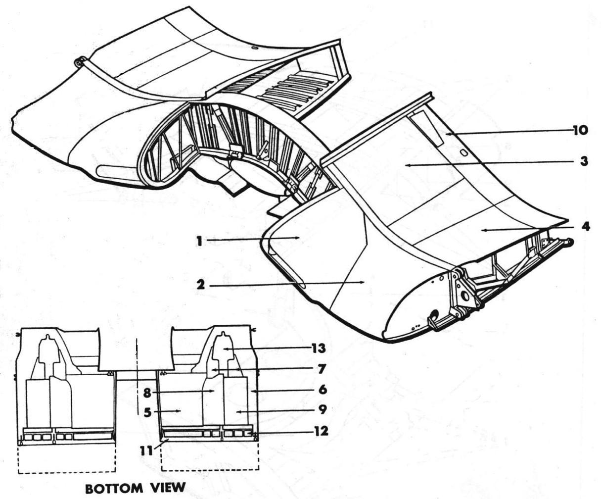 F4u Corsair Spar Bolton Works Measurement Without