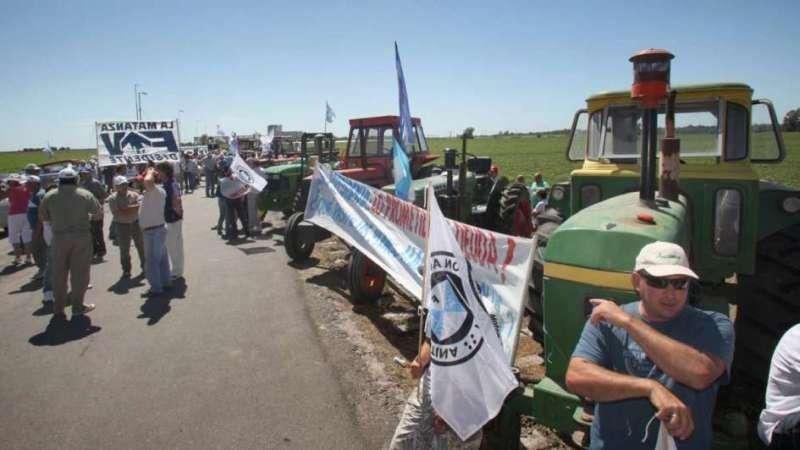 """Ayala se despega de las patronales del campo: """"No son los pequeños productores ni los trabajadores los que impulsan el paro"""""""